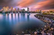 加拿大温哥华福尔斯溪港湾风景图片(17张)
