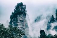 湖南张家界奇幻风景图片(11张)