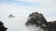 安徽黄山云海图片(6张)