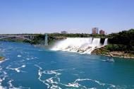 加拿大尼亚加拉大瀑布风景图片(9张)