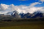 西藏希夏邦马风景图片(8张)