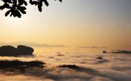 武夷山云海风景图片(8张)