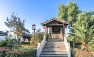 浙江嘉善西塘古镇风景图片(10张)