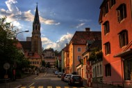 瑞士拉绍德封风景图片(9张)