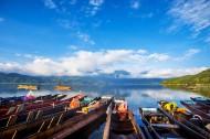 四川泸沽湖风景图片(7张)