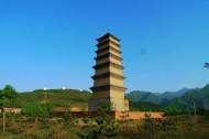 甘肃黑河森林公园风景图片(10张)
