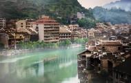 贵州镇远古镇风景图片(9张)