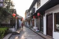 古风浓郁的浙江西塘古镇风景图片(10张)