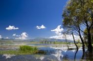 大理海舌生态公园风景图片(16张)