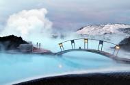 冰岛蓝湖温泉图片(5张)