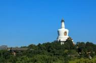 北京北海公园风景图片(11张)