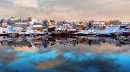 挪威罗弗敦风景图片(6张)