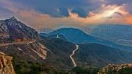 辽宁大黑山风景图片(10张)
