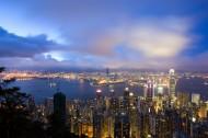 维多利亚港夜景图片(65张)