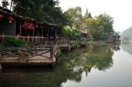 四川柳江古镇风景图片(8张)