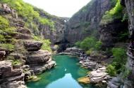 河南云台山红石峡风景图片(7张)