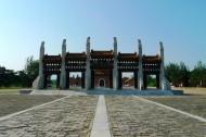 河北保定清西陵之崇陵风景图片(12张)
