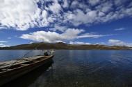 西藏羊卓雍湖风景图片(11张)