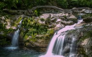 陕西千层河风景图片(11张)