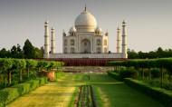 印度泰姬陵图片(8张)