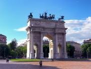 法国巴黎凯旋门图片(11张)