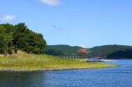 黑龙江镜泊湖风景图片(13张)