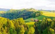 瑞士风景图片(10张)