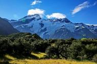 新西兰南岛库克山风景图片(15张)