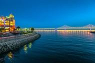 天津滨海夜景图片(6张)