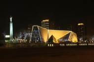 天津海河夜景图片(11张)