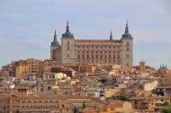 西班牙托莱多古城风景图片(11张)