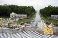 俄罗斯圣彼得堡夏宫风景图片(13张)