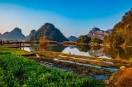 云南普者黑风景图片(11张)