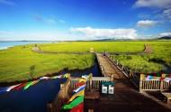 四川花湖风景图片(8张)