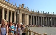 梵蒂冈圣彼得大教堂风景图片(10张)