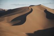 新疆库木塔格沙漠风景图片(14张)