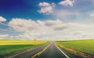 驶向远方的公路图片(18张)