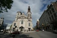 魁北克圣母大教堂图片(6张)