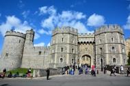 英国温莎城堡风景图片(10张)