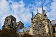 法国巴黎圣母院图片(8张)