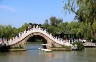 江苏瘦西湖风景图片(6张)