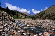新疆阿尔夏提风景图片(7张)