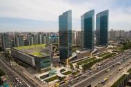 广州CBD华贸中心图片(14张)