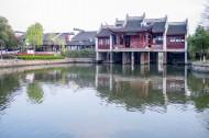 浙江西塘古镇风景图片(15张)