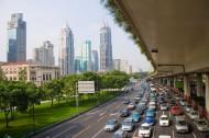 上海道路交通图片(26张)