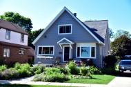 美国麦迪逊的住宅风景图片(14张)