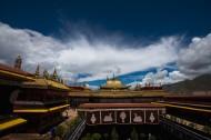 西藏拉萨大昭寺图片(37张)