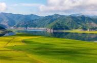 辽宁丹东绿江村风景图片(10张)