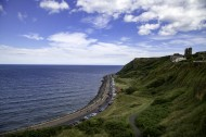 加拿大斯卡伯勒海滩风景图片(11张)