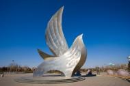 北戴河奥林匹克大道公园图片(6张)